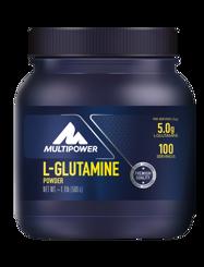 Resim Multipower L-Glutamine Powder 500gr