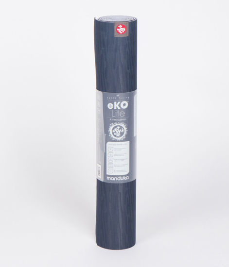 Manduka eKOlite Yoga matı 4 mm. – Midnight. ürün görseli