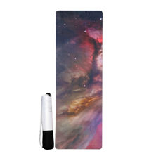 Resim Seeka Yoga Mikrofiber Yüzeyli Doğal Kauçuk Yoga Matı - Space