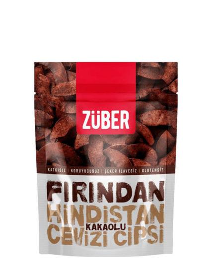 Züber Fırından Kakaolu Hindistan Cevizi Cipsi 40 Gr.. ürün görseli