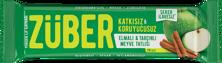 Resim Züber Elmalı Tarçınlı Meyve Bar 40 Gr.