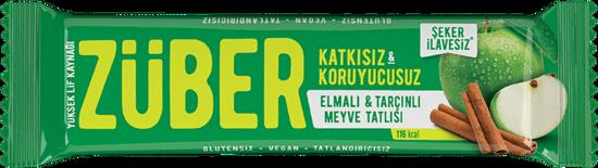 Züber Elmalı Tarçınlı Meyve Bar 40 Gr.. ürün görseli