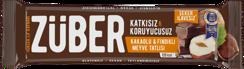 Resim Züber Fındıklı Kakaolu Meyve Bar 40 Gr.