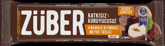Züber Fındıklı Kakaolu Meyve Bar 40 Gr.. ürün görseli