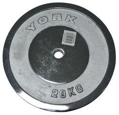 Resim York 20 Kg Kromajlı Flanş