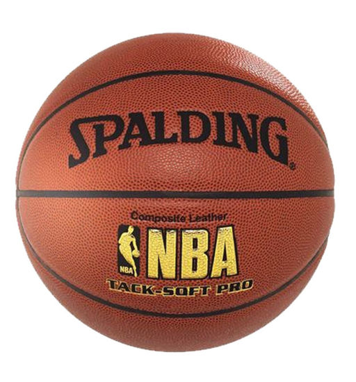 Spalding Tacksoft Basket Topu Outdoor No:7 . ürün görseli