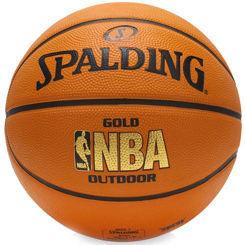 Resim Spalding NBA Gold Outdoor (Dış Mekan) Basket Topu