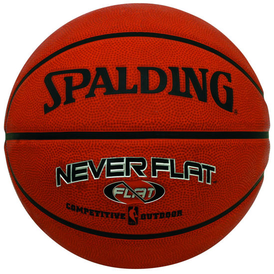 Spalding No:7 Never Flat Outdoor (Dış Mekan) Basket Topu. ürün görseli