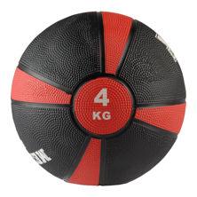 Resim Valeo 4 Kg Sağlık Topu Kırmızı Renk