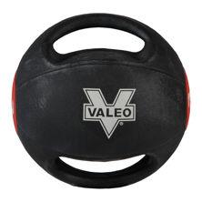 Resim Valeo 3 Kg Tutacaklı Sağlık Topu -Kırmızı