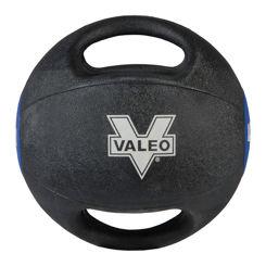 Resim Valeo 5 Kg Tutacaklı Sağlık Topu -Lacivert