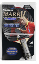 Resim Yasaka Mark V Carbon Masa Tenis Raketi - ITTF Onaylı