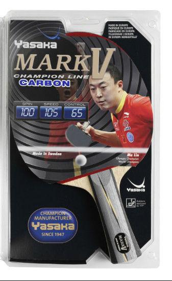 Yasaka Mark V Carbon Masa Tenis Raketi - ITTF Onaylı. ürün görseli