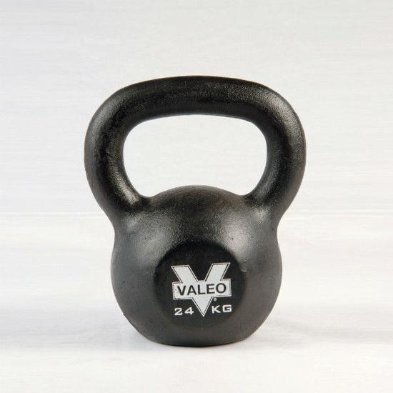 Valeo 24 Kg Döküm Kettlebell. ürün görseli