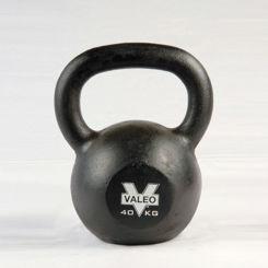 Resim Valeo 40 Kg Döküm Kettlebell
