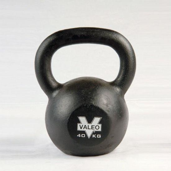 Valeo 40 Kg Döküm Kettlebell. ürün görseli