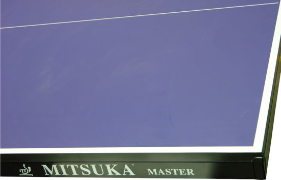Mitsuka ITTF Onaylı Master Masa Tenis Masası + Ağ Set Hediyeli. ürün görseli
