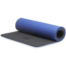 Resim Merrithew Health & Fitness  Pilates Mat Eco Deluxe (Mavi/Siyah) (Retail) (ST02080)