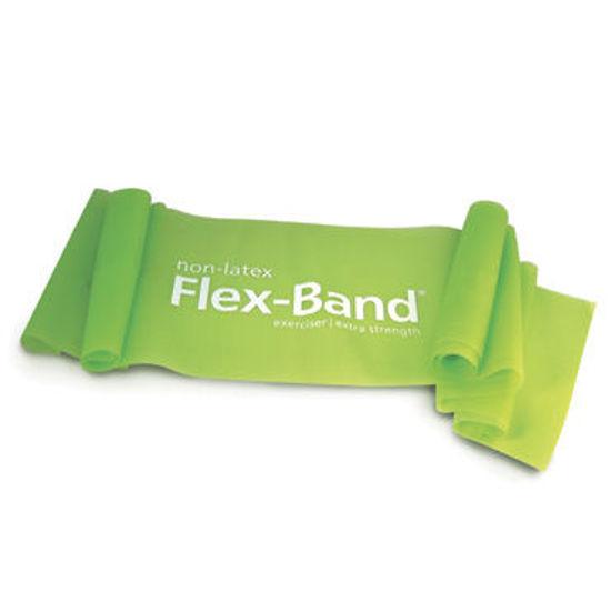 Merrithew Health & Fitness Non-Latex Flex-Band - Extra Strenght Lime (ST-06057). ürün görseli