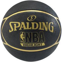 Resim Spalding 83-194Z Highlight Gold Basketbol Topu