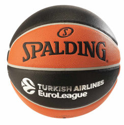 Resim Spalding TF1000 Turkish Airlines Euroleague Basket Topu No:7