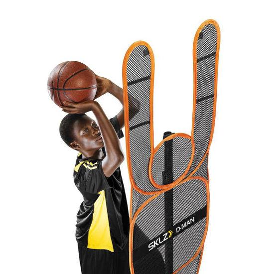 Sklz D-Man Basketball - Eller Yukarıda Defans Antrenmanı . ürün görseli