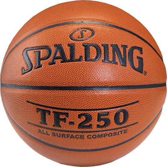 Spalding TF-250 All Surface Size 7 Basketbol Topu. ürün görseli