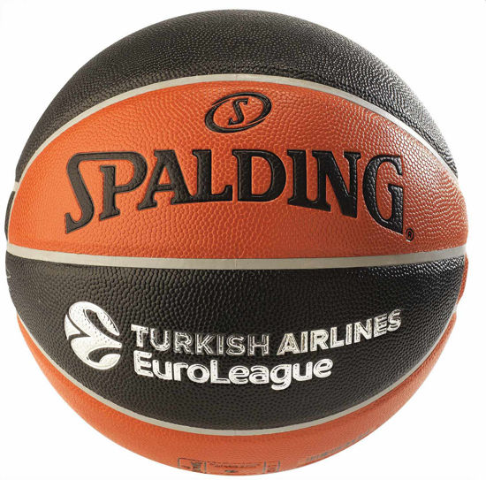 Spalding TF-500 Turkish Airlines Euroleague Basketbol Topu No:7. ürün görseli