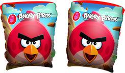 """Resim Bestway Angry Birds Yüzme Kollukları 9""""x6"""" Armbands (96100EU)"""