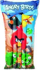 """Resim Bestway Angry Birds Çocuklar İçin Deniz Yatağı 47""""x24"""" Child Air Mat (96104B)"""