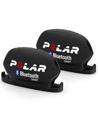 Resim Polar Speed / Cadance Bluetooth Sensor - Bluetooth® Smart Hız Sensörü ve Bluetooth® Smart Kadans Sensörü