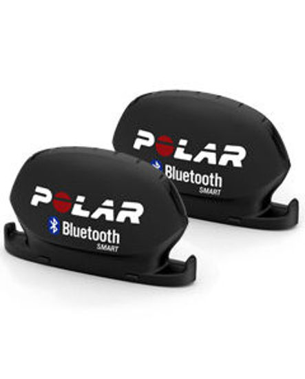 Polar Speed / Cadance Bluetooth Sensor - Bluetooth® Smart Hız Sensörü ve Bluetooth® Smart Kadans Sensörü. ürün görseli