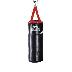 Resim Lonsdale Boks Torbası Siyah-Kırmızı Renk (26063)
