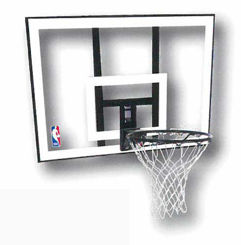 """Resim Spalding Panya Combo 44"""" Basketbol Pota Sistemi (79484)"""