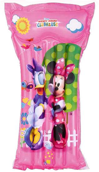 Bestway Mickey Mouse Minnie Çocuklar İçin Şişme Deniz Yatağı -91034. ürün görseli