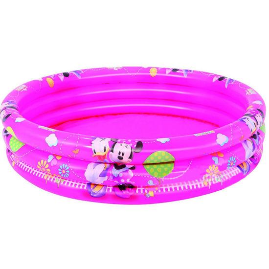 Bestway Mickey Mouse Minnie Üç Halkalı Şişme Çocuk Havuzu - 91037. ürün görseli