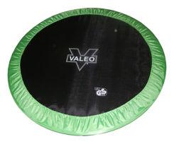 """Resim Valeo 153cm Yeşil Oxford Kılıflı 60"""" Trambolin"""