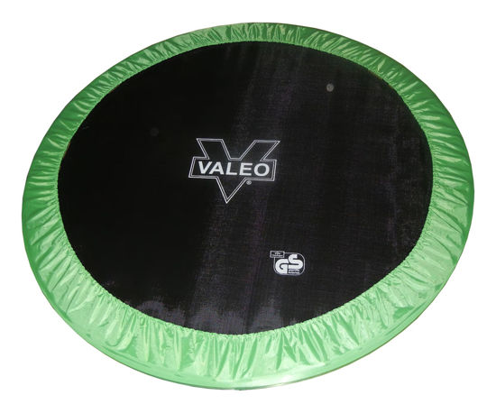 "Valeo 153cm Yeşil Oxford Kılıflı 60"" Trambolin. ürün görseli"