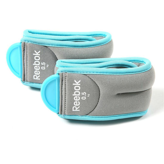 Reebok 0,5 Kg Mavi Ayak Bilek Ağırlığı - RAWT-11073BL. ürün görseli