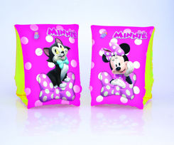 Resim Bestway Çocuklar İçin Mickey Mouse Minnie Şişme Kolluk - 91038
