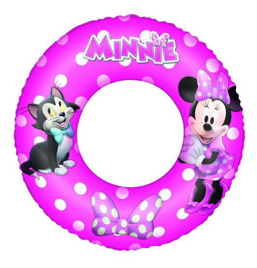 Bestway Mickey Mouse Minnie 56cm Şişme Deniz Simidi - 91040. ürün görseli