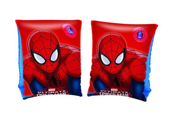 """Bestway Örümcek Adam 9"""" x 6"""" Şişme Kolluk - 98001. ürün görseli"""