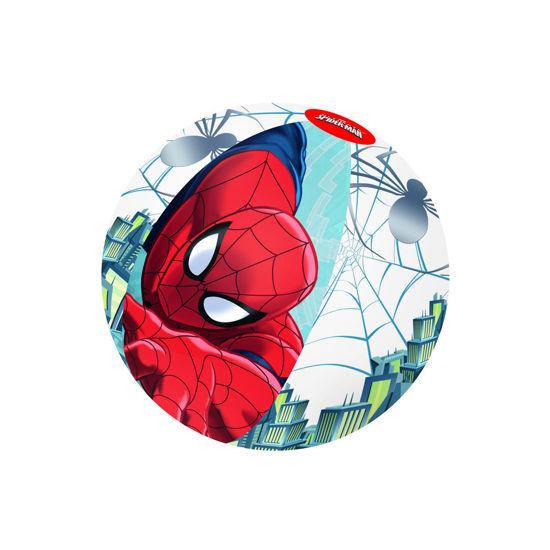 Bestway Örümcek Adam Çocuklar İçin Şişme Deniz Topu - 98002. ürün görseli