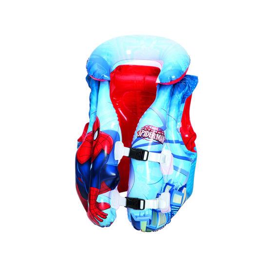 Bestway Örümcek Adam Çocuklar İçin Şişme Can Yeleği - 98014. ürün görseli