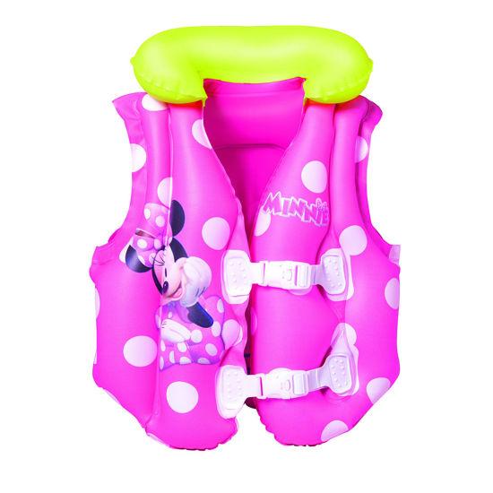Bestway Mickey Mouse Minnie Çocuklar İçin Şişme Can Yeleği - 91070. ürün görseli