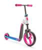 Scoot And Ride Pembe-Mavi Renk Highwaybuddy Ayarlanabilir Scooter. ürün görseli