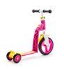 Scoot And Ride Pembe-Sarı Renk Highway Baby+ Ayarlanabilir Scooter. ürün görseli