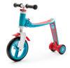 Scoot And Ride Mavi-Kırmızı Renk Highway Baby+ Ayarlanabilir Scooter. ürün görseli
