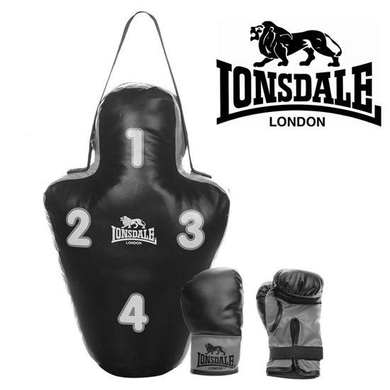 Lonsdale Hedefli Torba Eldiven Set (56942). ürün görseli