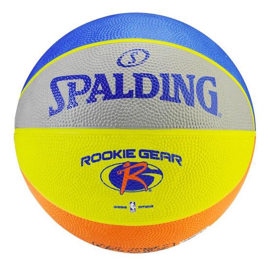 Spalding Çocuklar İçin Basketbol Topu Rookie Gear No5 (83-317Z). ürün görseli